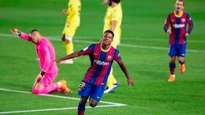 La alineación de Koeman para el Barça - Sevilla