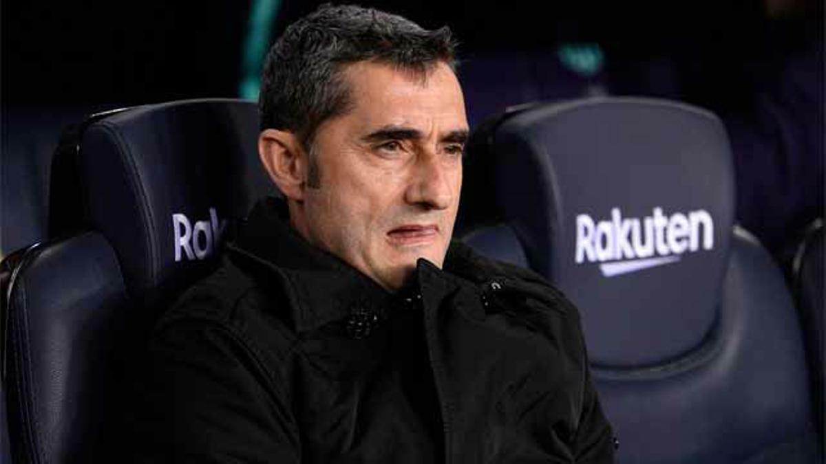Valverde: Espero que Messi sea titular en Bilbao