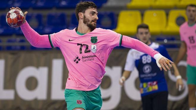 Ludovic Fàbregas es una de las estrellas del Barça