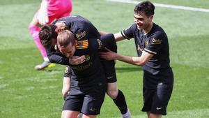 Messi y Griezmann no volverán a coincidir salvo sorpresa con la camiseta del Barça