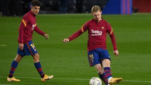 El Barça aún debe gran parte de los fichajes de Coutinho y De Jong