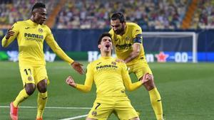El Villarreal, a semifinales de la Europa League