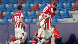 Gol del Athletic