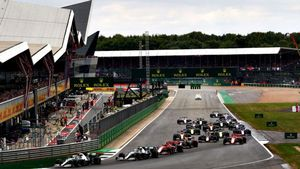 Silverstone, un escenario histórico para el estreno de las carreras al sprint