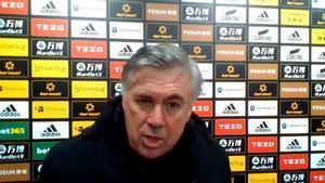 Ancelotti se queja de que el VAR le quita las celebraciones de los goles a los técnicos