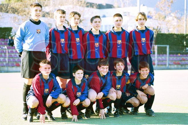 9.Jordi Alba 2001-02