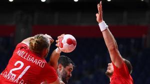 España no pudo con los vigentes campeones olímpicos