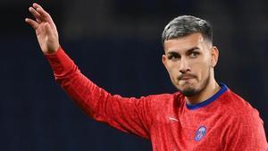 Leandro Paredes llegó al PSG en enero de 2019 a cambio de 40 millones