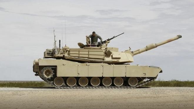 Polonia acaba de comprar tanques Abrams M1 estadounidenses
