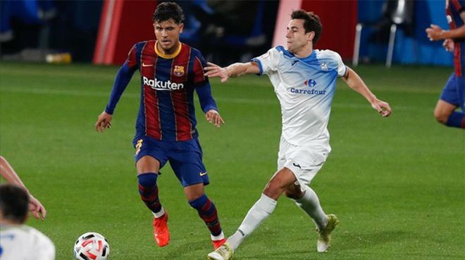 Reparto de puntos entre el Barça B y el Prat