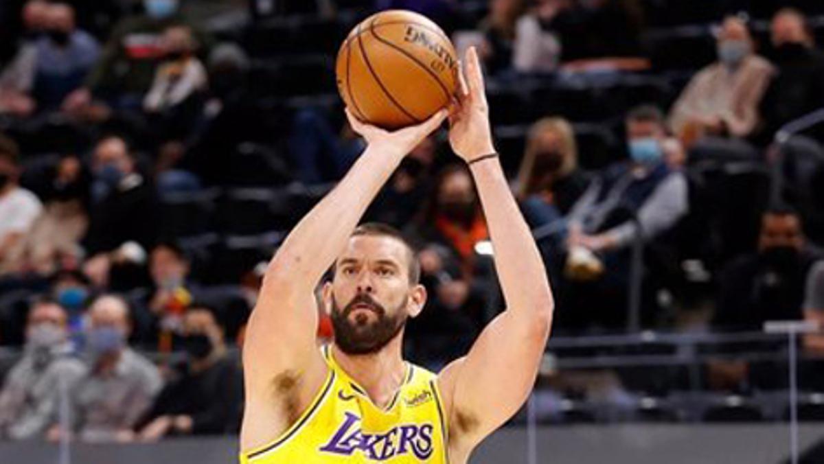 Marc Gasol apunta al baloncesto español