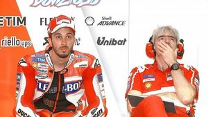 DallIgna y Dovizioso, una relación rota que desembocó en la marcha de Andrea de Ducati