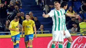 LALIGA   Las Palmas - Betis (1-0)