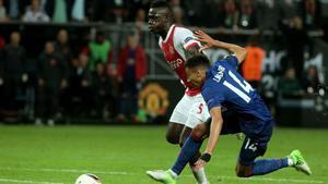 Davinson Sánchez gusta a la dirección deportiva del Barça