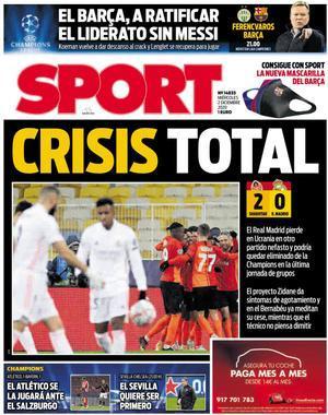 Crisis total