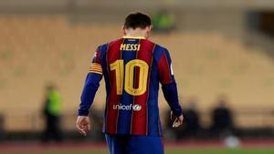 Messi sigue siendo el mejor del mundo