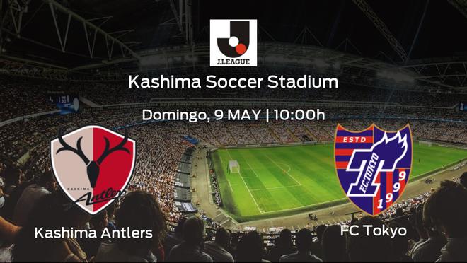 Previa del partido: el Kashima Antlers recibe al FC Tokyo