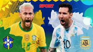 Argentina-Brasil, los números de la previa de la final de la Copa América