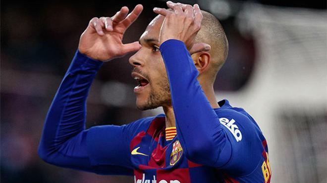 Braithwaite: Mi mejor gol será el que marque con el Barça
