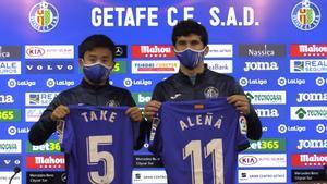 Carles Aleñá: Quiero volver a sentirme futbolista
