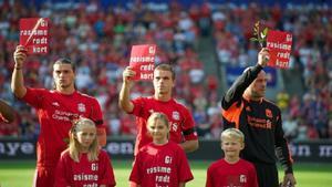 El FC Liverpool puede ser campeón en Godison Park