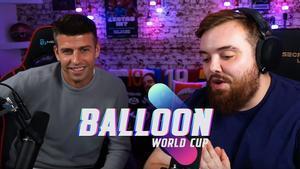 Piqué habla del VAR del Mundial de Balloon... Y aprovecha para darle un palo al de fútbol