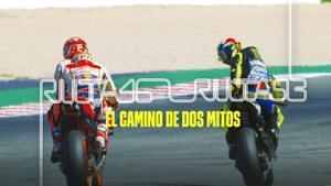 La historia y rivalidad entre Rossi y Márquez más viva que nunca