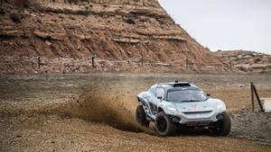 Cupra participa en el nuevo certámen eléctrico Extreme E, que arranca en el desierto saudí de Ula