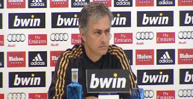 Mourinho: ¿Cuantos títulos tengo que ganar para no jugarme el prestigio?