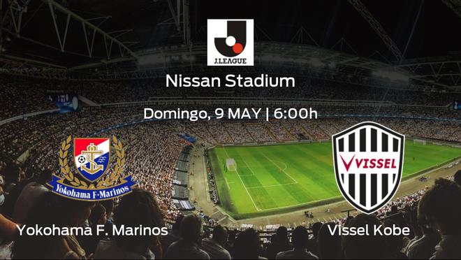 Previa del encuentro de la jornada 13: Yokohama F. Marinos contra Vissel Kobe