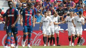 LALIGA   Levante - Valencia (2-2)