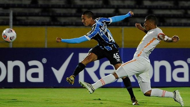 El Gremio eliminó al Ayacucho en la fase anterior de la Libertadores