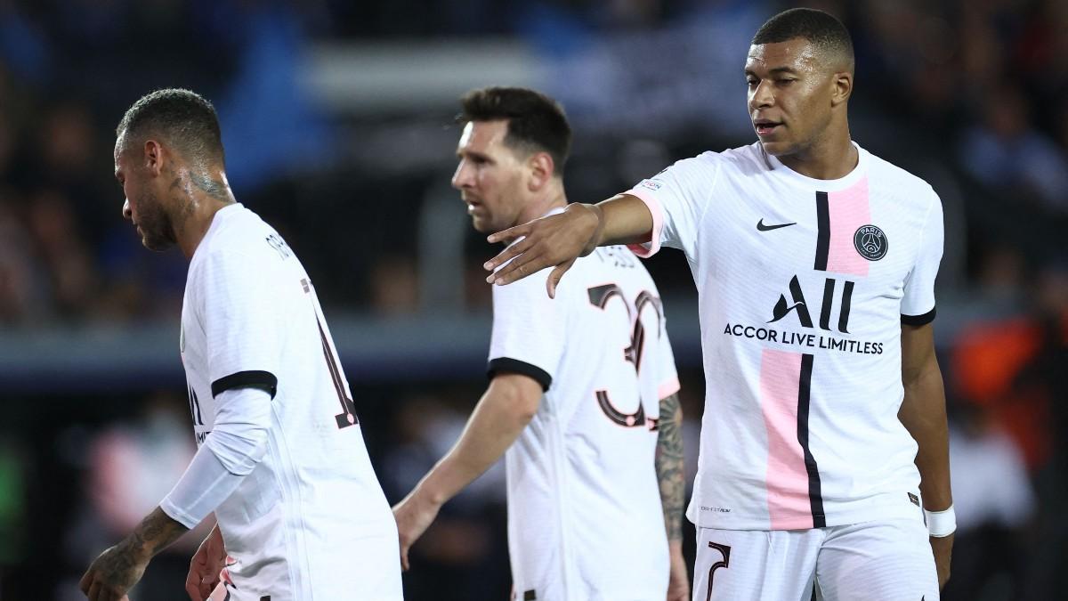 El palo de ensueño con el que Messi podría haberle dado la victoria al PSG