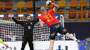 España disputa su segundo partido en el Mundial