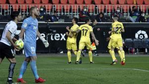 El Villarreal gana un partido en los juzgados
