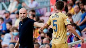 Paco López tras la derrota ante el Barça: Hemos estado muy mal