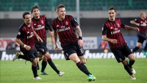 El Milan está realizando su mejor inicio de los últimos años.