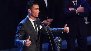 Cristiano Ronaldo, The Best 2017