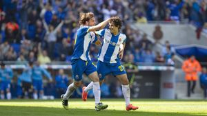 Verdú y Coutinho compartieron vestuario en el Espanyol