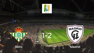 El Madrid CFF suma tres puntos a su casillero frente al Real Betis Féminas (1-2)