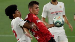 Budimir fue de los futbolistas más destacados del Mallorca en Primera