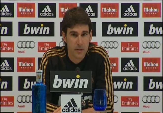 Karanka ve al Madrid muy preparado para aguantar la presión