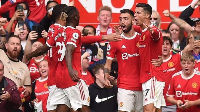 La última victoria del Manchester United estuvo enmarcada en un nuevo debut de ensueño para CR7