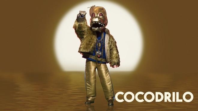 Desenmascaran a Cocodrilo en Mask Singer y la sorpresa es máxima