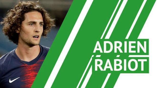 El perfil de Rabiot, el jugador que pretende el Barcelona