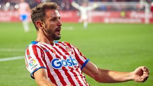 El gol de Stuani en el 87 que rescata un punto para el Girona