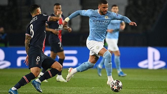 La previa del Manchester City vs. PSG, en números