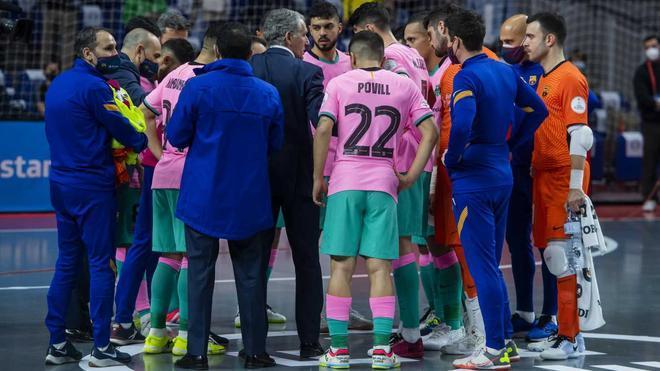 El Barça se quedó sin argumentos frente a Inter