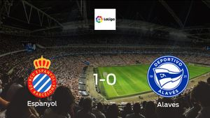 Espanyol avoid defeat and secure a 1-0 victory at home to Alaves