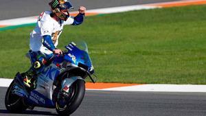 Joan Mir es el vigente campeón de MotoGP